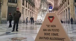 Espresso napoletano - Scorz': ecco come un giovane napoletano aiuta i senzatetto