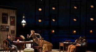 """Espresso napoletano - """"Il gabbiano"""", il capolavoro di Čechov in scena al Teatro Mercadante"""