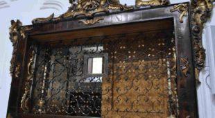 Visita straordinaria al Monastero delle Trentatrè