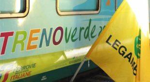 Espresso napoletano - Alla stazione di Napoli arriva Treno Verde