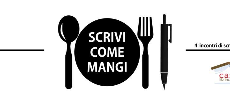 scrittura culinaria