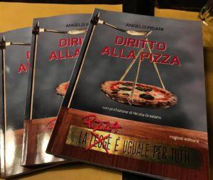 """<p>Il mondo della pizza in una versione inedita, proposta nel lavoro editoriale dell'avvocato Angelo Pisani, pubblicato da Rogiosi. """"Diritto alla pizza"""" racchiude in 184 pagine storie molto note o quasi sconosciute; esemplari, comunque, di come il mondo che ruota intorno alla pizza stia cambiando. Attesa la presentazione di domani, alle 18.30 a Caiazzo, che sarà [&hellip;]</p>"""