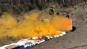 <p>Quando l&#8217;arte è un viaggio nel tempo. In particolare, nel 79 d.C.: lo scorso 21 febbraio, nell&#8217;Anfiteatro di Pompei, ha avuto luogo &#8220;Explosion Studio&#8221;, l&#8217;evento unico dell&#8217;artista Cai Guong-Qiang che, attraverso un'esplosione di polvere da sparo e fumi colorati, ha fatto rivivere non soltanto la tragedia che sconvolse Pompei in seguito all&#8217;eruzione del Vesuvio ma [&hellip;]</p>