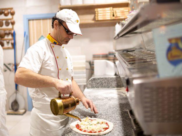solo pizza ciro buonomo