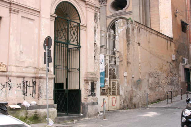 Palazzo Spuntatore - Via Pessina