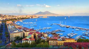 """Espresso napoletano - A """"Innamorati di Napoli"""" anche Gigi&Ross con """"La maledizione dell'acciaio"""""""