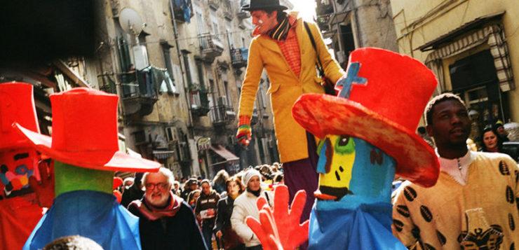 Carnevale Sociale alla Sanità