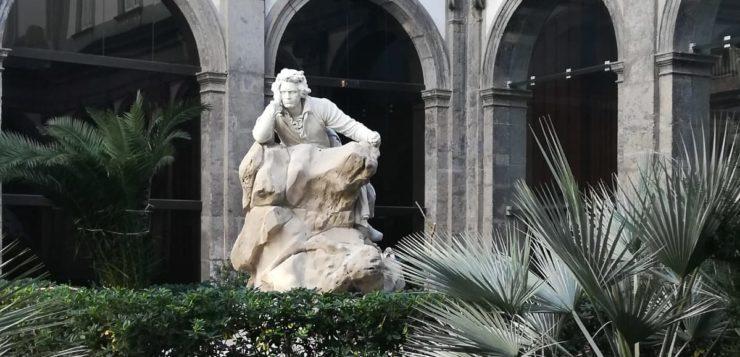 statua di beethoven