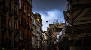 Espresso napoletano - Dialogo su Salita Moiariello, le scale nel cuore della città
