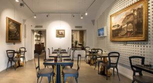 Espresso napoletano - I bozzetti di quattro grandi artisti in mostra al Baroq Art Bistrot