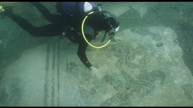 Parco Archeologico dei Campi Flegrei - immersione