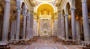 Espresso napoletano - Chiese di Napoli, la Chiesa dei Gerolamini