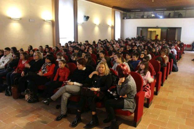 Catello Maresca - studenti