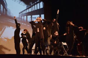 """<p>Una mattinata di riflessione al Teatro Acacia, organizzata da Rogiosi Editore, che ha coinvolto 800 studenti delle scuole di Napoli e provincia. Al centro del dibattito, Bagnoli e l'Italsider con """"La maledizione dell'acciaio"""", scritto da Oreste Ciccariello, da un'idea di Gigi &amp; Ross, con prefazione del magistrato Catello Maresca. Tutti presenti all'incontro con i ragazzi, [&hellip;]</p>"""