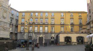 Espresso napoletano - Antichi palazzi di Napoli, Palazzo Petrucci