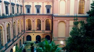Espresso napoletano - Antichi palazzi di Napoli, la storia del Palazzo dell'Accademia di Belle Arti