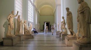 Espresso napoletano - MANN in colours, alla scoperta dei colori originali delle statue antiche