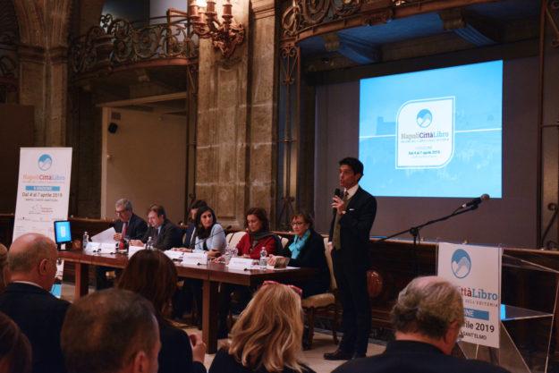 NapoliCittàLibro - conferenza