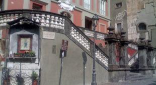 Espresso napoletano - Chiese di Napoli, la chiesa di Sant'Antonio delle Monache a Port'Alba