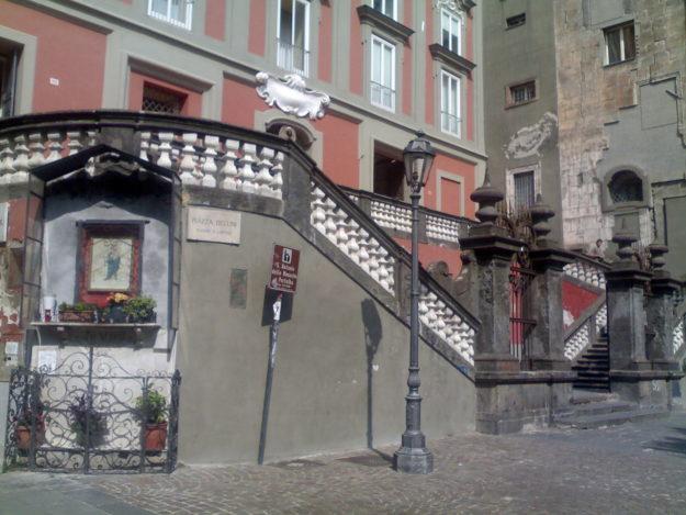 Sant'Antonio delle Monache a Port'Alba