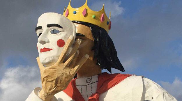Carnevale ai Quartieri Spagnoli