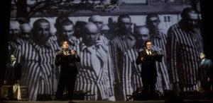 """<p>Alcune delle pagine più significative dell'opera di Primo Levi """"Se questo è un uomo"""" sono riproposte sulla scena del Teatro Nest, venerdì 12 aprile ore 21, in un reading curato da Daniele Salvo. A interpretarle sono le quattro voci di Alfonso Veneroso, Martino Duane, Patrizio Cigliano e Simone Ciampi.&nbsp;&#8220;Tra il 1940 e il 1945 alcuni [&hellip;]</p>"""