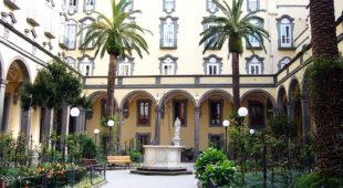 Espresso napoletano - Chiese di Napoli, chiesa di Santa Maria di Monteverginella