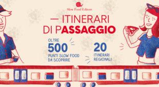 Espresso napoletano - Trenitalia/Slow Food: venti itinerari enogastronomici a portata di treno