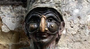 Dialogo su Maschera di Pulcinella, il volto di un popolo