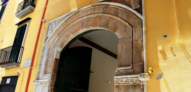 palazzo bonifacio a portanova