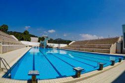 piscina della mostra d'oltremare