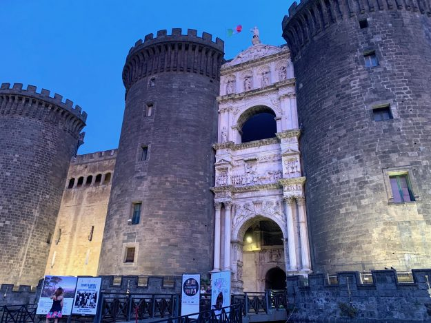 Maschio Angioino - Il Segreto Delle Prigioni