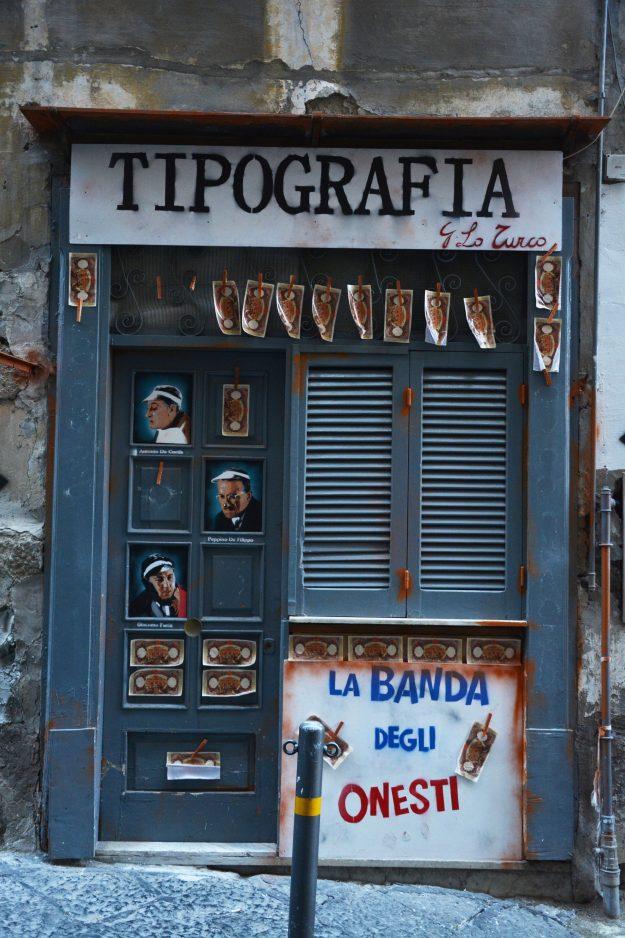 Via Portacarrese a Montecalvario