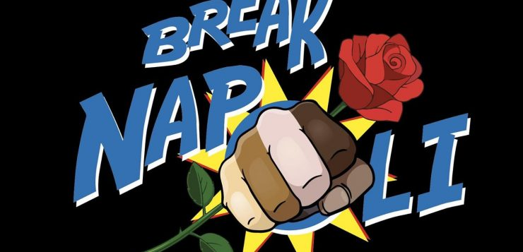 Break Napoli, logo di Roxy in the Box