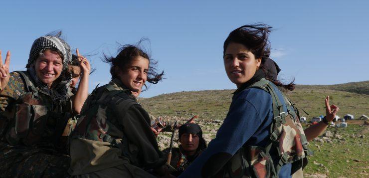 ragazze della rivoluzione