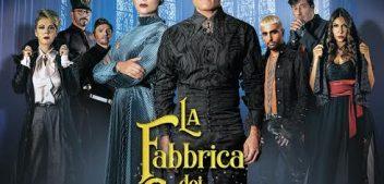 """Sal Da Vinci in scena al Teatro Lendi con la sua """"Fabbrica dei Sogni"""""""