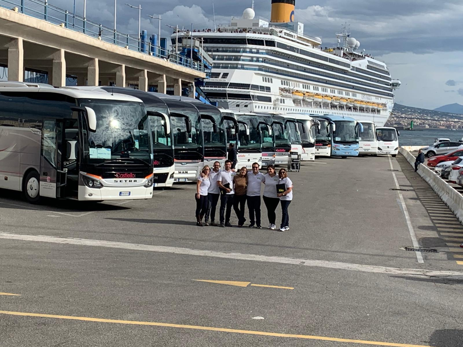 Imprese Di Costruzioni Campania noleggiatori di bus turistici dimenticati dalla regione campania