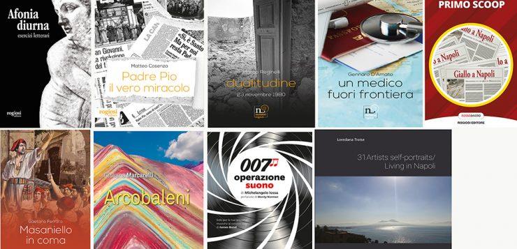 Rogiosi Editore presenta in streaming le sue nuove pubblicazioni